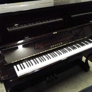 apollo burgundy used piano