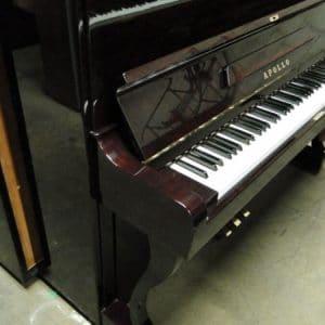 apollo burgundy used piano sale