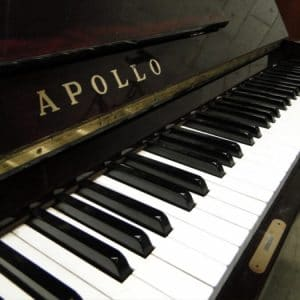 apollo burgundy used piano toronto