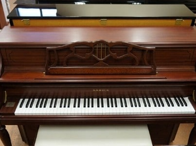 assistance with buying piano