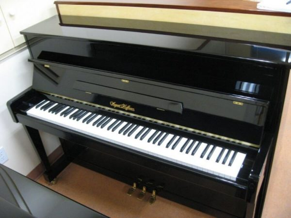 august hoffman new piano