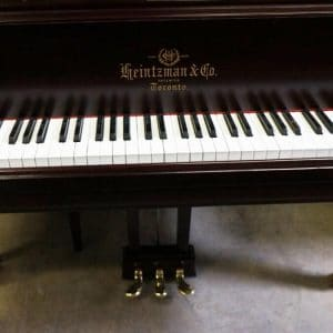 baby grand heintzman and co for sale