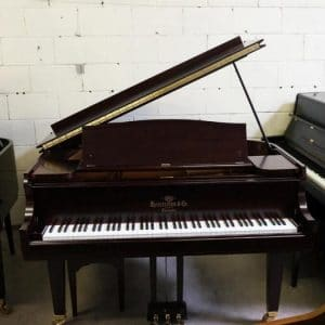 baby grand heintzman and co toronto