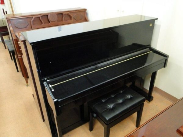 black hoffmann and kuhne piano