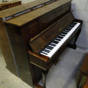calisia upright used piano