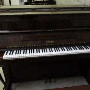 calisia upright used piano for sale