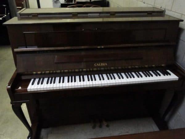 calisia upright used piano for sale
