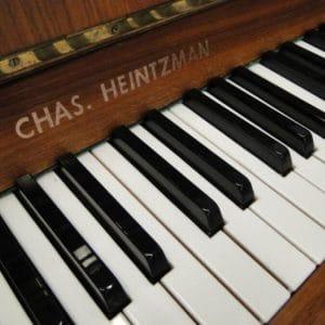 chas heintzman used piano sale toronto