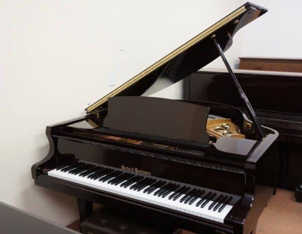 gerhard heintzman baby grand piano