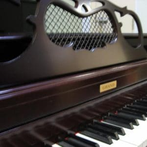 grand upright used piano