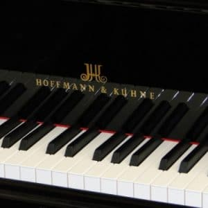hoffmann and kuhne baby grand piano