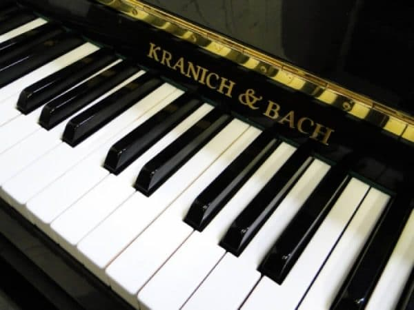 kranich and bach piano toronto