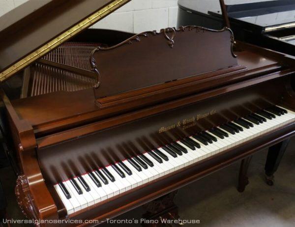 mason and risch piano co