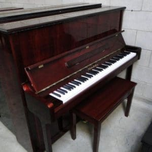 nordiska upright piano for sale