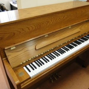 oak hoffman and kuhne piano