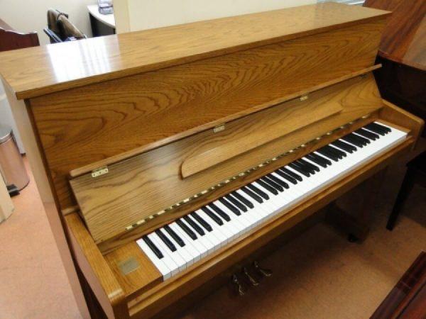 oak hoffman and kuhne piano