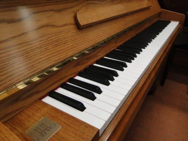 oak hoffman and kuhne piano toronto