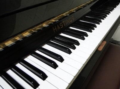 repaired piano