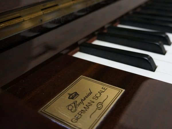 samick upright piano for sale