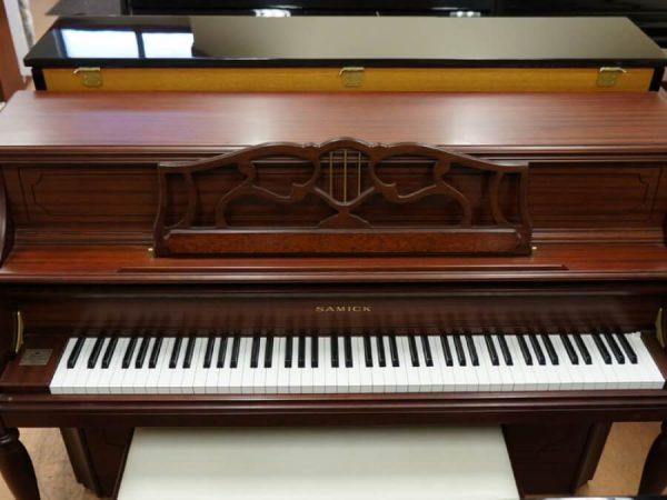 samick used piano