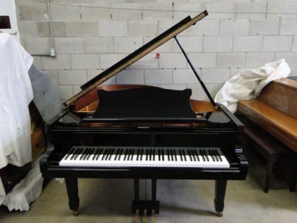 sherlock manning used grand piano