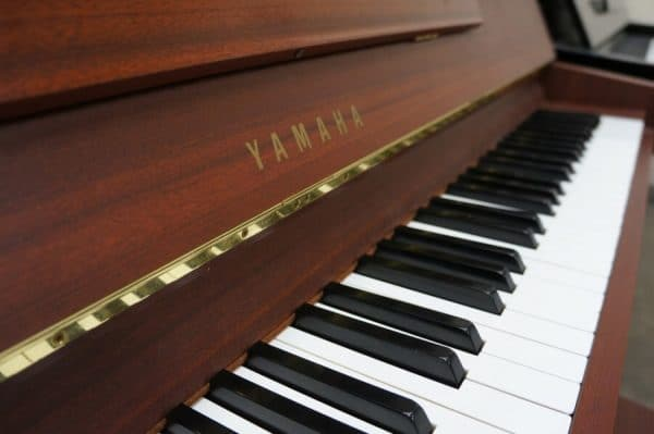 small yamaha upright piano for sale