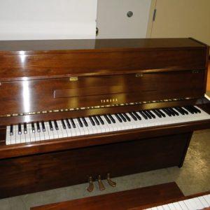 small yamaha upright piano sale