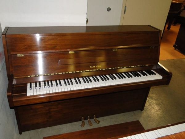 small yamaha upright piano sale