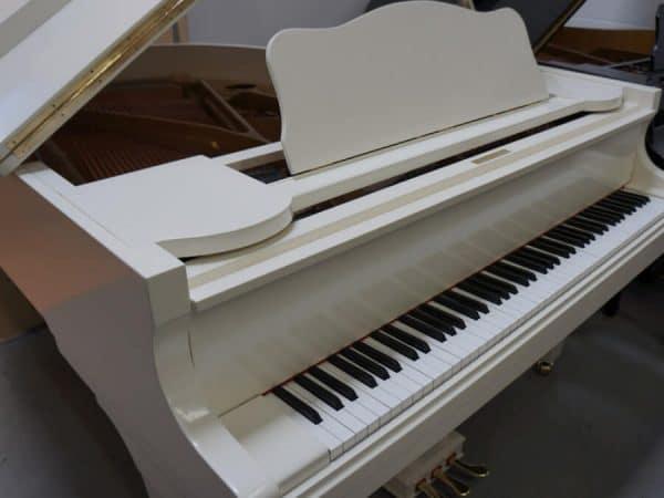 stegler baby grand piano