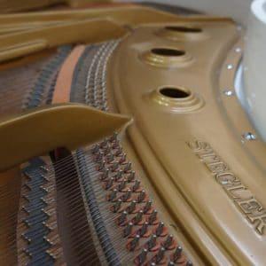 stegler baby grand piano toronto