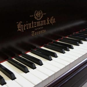 used baby grand heintzman and co