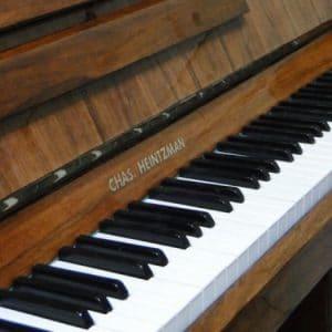 used chas heintzman piano toronto