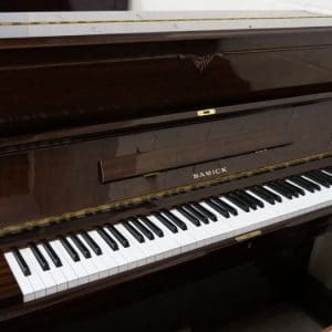 used samick piano for sale