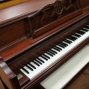 used samick upright piano