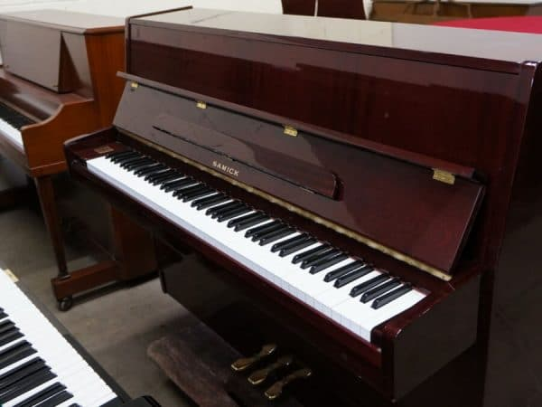 used samick upright piano for sale