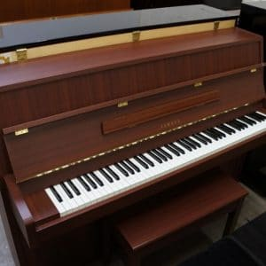 used small yamaha upright piano
