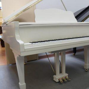 used stegler baby grand piano
