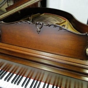used steinert grand piano