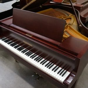 used steinway grotrian steinweg piano