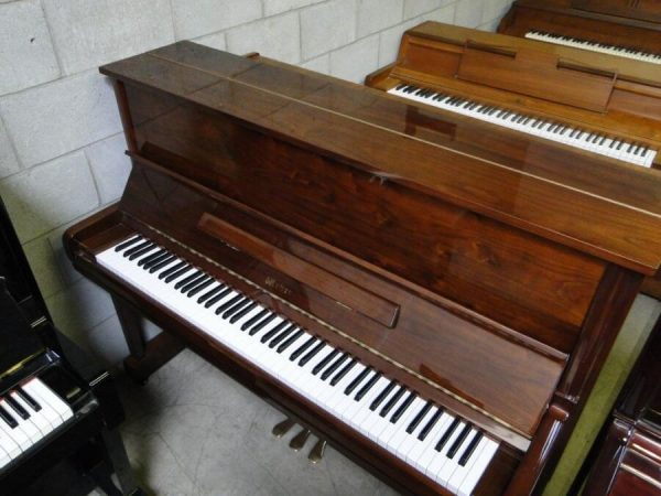 weber used piano