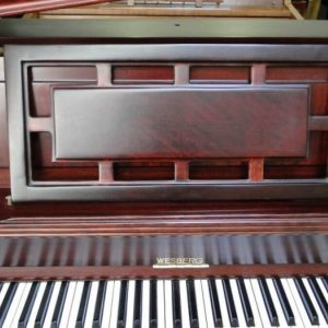 wesberg used piano for sale