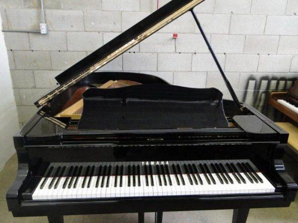 yamaha g3 used grand piano