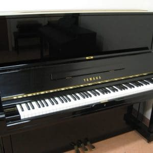 yamaha u3 used upright bk