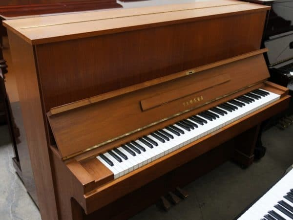 yamaha upright used piano