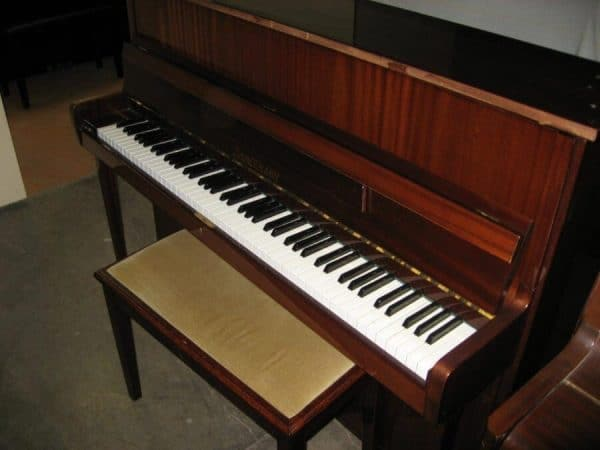 zimmermann used piano