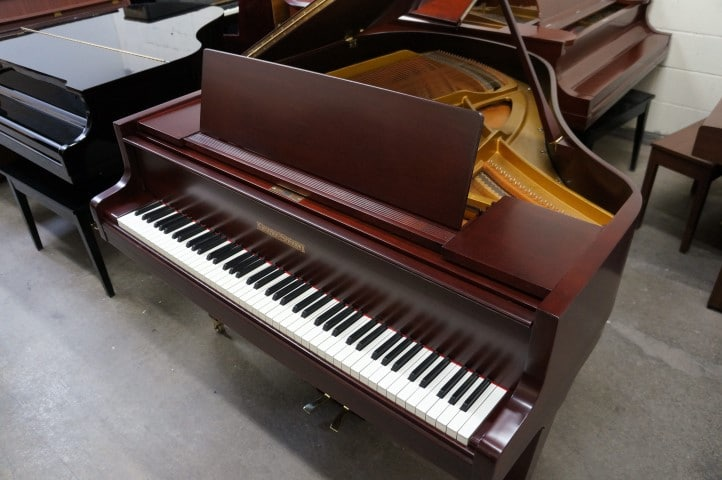 baby grand piano for a beginner player